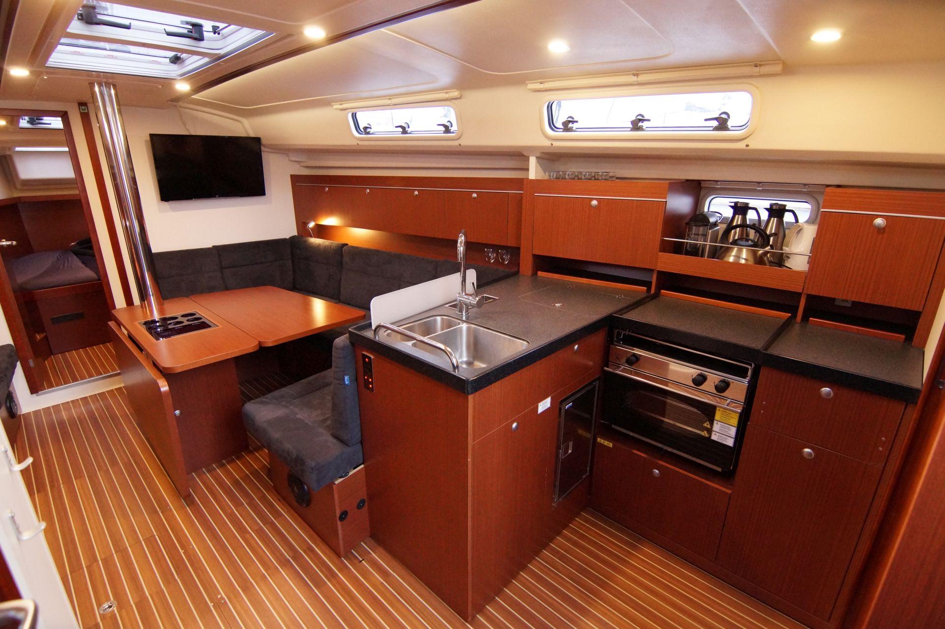 Gebrauchtboot Hanse 415 (9)
