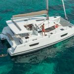 12/09/2016, Cannes (FRA,06), Chantier Fountaine-Pajot, Lucia 40